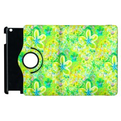 Summer Fun Apple iPad 3/4 Flip 360 Case