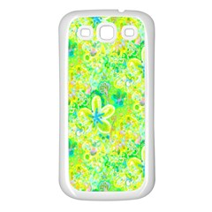 Summer Fun Samsung Galaxy S3 Back Case (white)