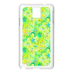 Summer Fun Samsung Galaxy Note 3 N9005 Case (White)