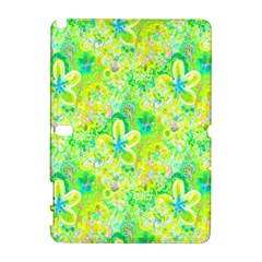 Summer Fun Samsung Galaxy Note 10.1 (P600) Hardshell Case