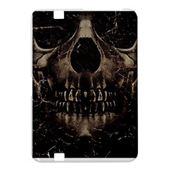 Skull Poster Background Kindle Fire HD 8.9  Hardshell Case