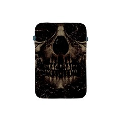 Skull Poster Background Apple Ipad Mini Protective Sleeve