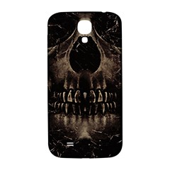 Skull Poster Background Samsung Galaxy S4 I9500/I9505  Hardshell Back Case