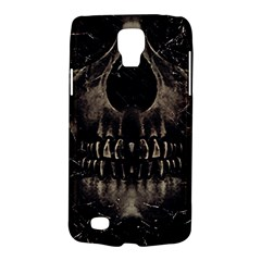Skull Poster Background Samsung Galaxy S4 Active (I9295) Hardshell Case