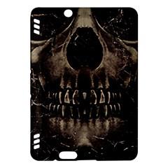 Skull Poster Background Kindle Fire HDX 7  Hardshell Case