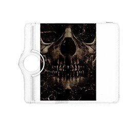 Skull Poster Background Kindle Fire HDX 8.9  Flip 360 Case