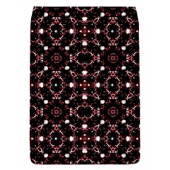 Futuristic Dark Pattern Removable Flap Cover (Large)