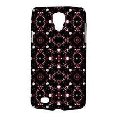 Futuristic Dark Pattern Samsung Galaxy S4 Active (i9295) Hardshell Case