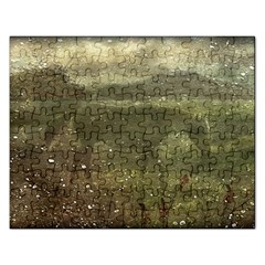 Flora And Fauna Dreamy Collage Jigsaw Puzzle (rectangle)