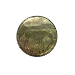 Flora And Fauna Dreamy Collage Golf Ball Marker (for Hat Clip)