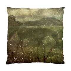 Flora And Fauna Dreamy Collage Cushion Case (single Sided)