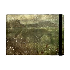 Flora And Fauna Dreamy Collage Apple iPad Mini 2 Flip Case