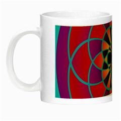Mandala Glow In The Dark Mug