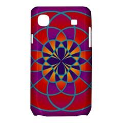 Mandala Samsung Galaxy SL i9003 Hardshell Case
