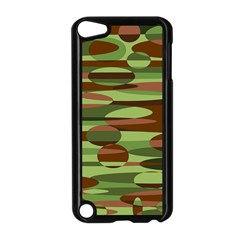 Green and Brown Spheres by Khoncepts.com Apple iPod Touch 5 Case (Black)