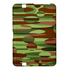 Green and Brown Spheres by Khoncepts.com Kindle Fire HD 8.9  Hardshell Case
