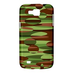 Green and Brown Spheres by Khoncepts.com Samsung Galaxy Premier I9260 Hardshell Case
