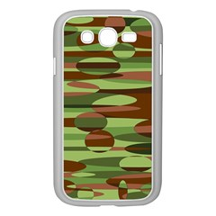 Green And Brown Spheres By Khoncepts Com Samsung Galaxy Grand Duos I9082 Case (white)