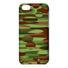 Green And Brown Spheres By Khoncepts Com Apple Iphone 5c Hardshell Case