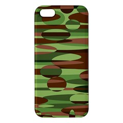 Green and Brown Spheres by Khoncepts.com iPhone 5S Premium Hardshell Case