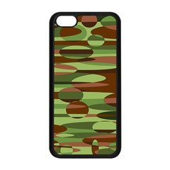 Green and Brown Spheres by Khoncepts.com Apple iPhone 5C Seamless Case (Black)