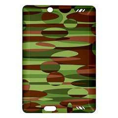 Green And Brown Spheres By Khoncepts Com Kindle Fire Hd 7  (2nd Gen) Hardshell Case