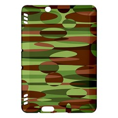 Green and Brown Spheres by Khoncepts.com Kindle Fire HDX 7  Hardshell Case
