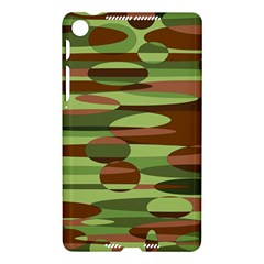 Green and Brown Spheres by Khoncepts.com Google Nexus 7 (2013) Hardshell Case