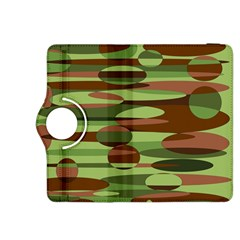 Green and Brown Spheres by Khoncepts.com Kindle Fire HDX 8.9  Flip 360 Case