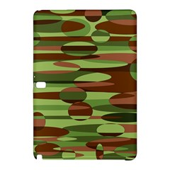 Green and Brown Spheres by Khoncepts.com Samsung Galaxy Tab Pro 12.2 Hardshell Case