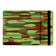 Green And Brown Spheres By Khoncepts Com Samsung Galaxy Tab Pro 10 1  Flip Case
