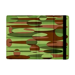 Green and Brown Spheres by Khoncepts.com Apple iPad Mini 2 Flip Case