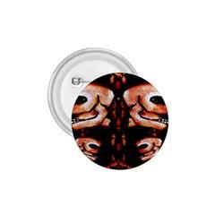 Skull Motif Ornament 1 75  Button