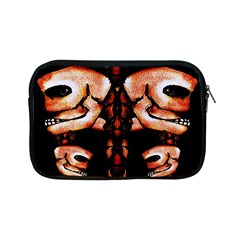 Skull Motif Ornament Apple Ipad Mini Zippered Sleeve