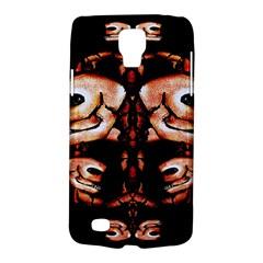 Skull Motif Ornament Samsung Galaxy S4 Active (i9295) Hardshell Case