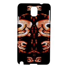 Skull Motif Ornament Samsung Galaxy Note 3 N9005 Hardshell Case