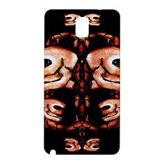 Skull Motif Ornament Samsung Galaxy Note 3 N9005 Hardshell Back Case