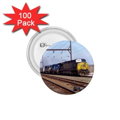 The Circus Train 1 75  Button (100 Pack)
