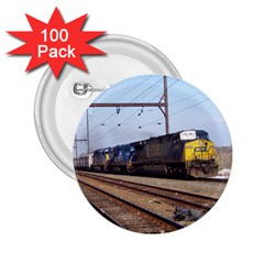 The Circus Train 2 25  Button (100 Pack)