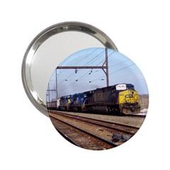 The Circus Train Handbag Mirror (2.25 )
