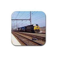 The Circus Train Drink Coasters 4 Pack (Square)