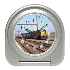 The Circus Train Desk Alarm Clock