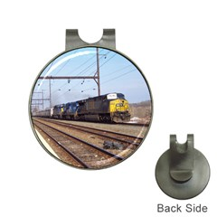 The Circus Train Hat Clip with Golf Ball Marker