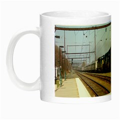 The Circus Train Glow in the Dark Mug