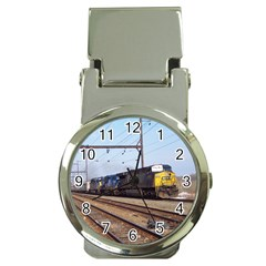 The Circus Train Money Clip With Watch