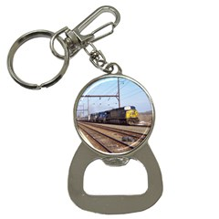 The Circus Train Bottle Opener Key Chain