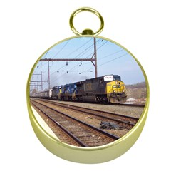 The Circus Train Gold Compass