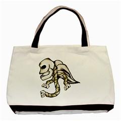 Angel Skull Classic Tote Bag