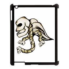 Angel Skull Apple Ipad 3/4 Case (black)