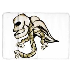 Angel Skull Samsung Galaxy Tab 8 9  P7300 Flip Case